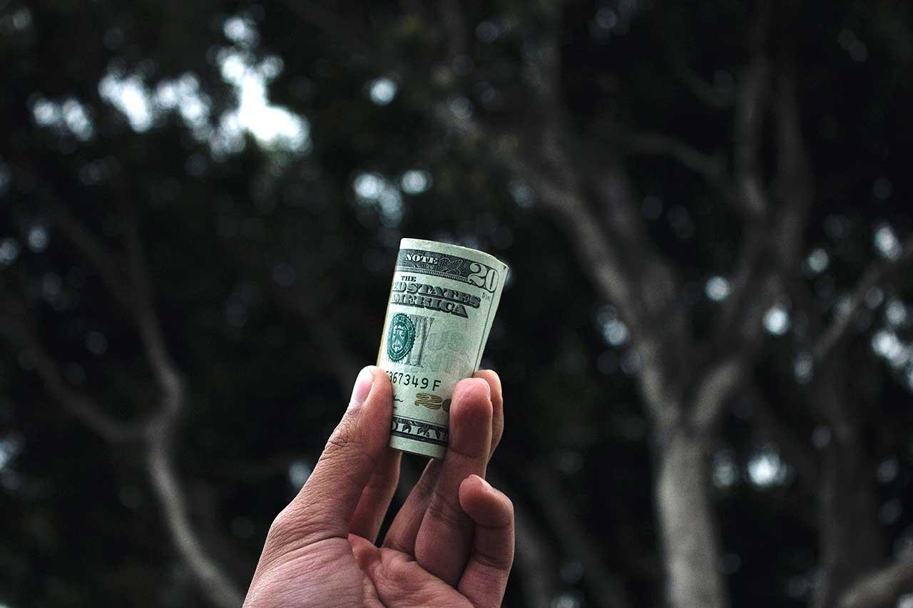 Novac nema značenje